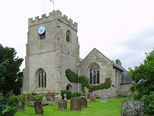 St Peter's Church, Barford